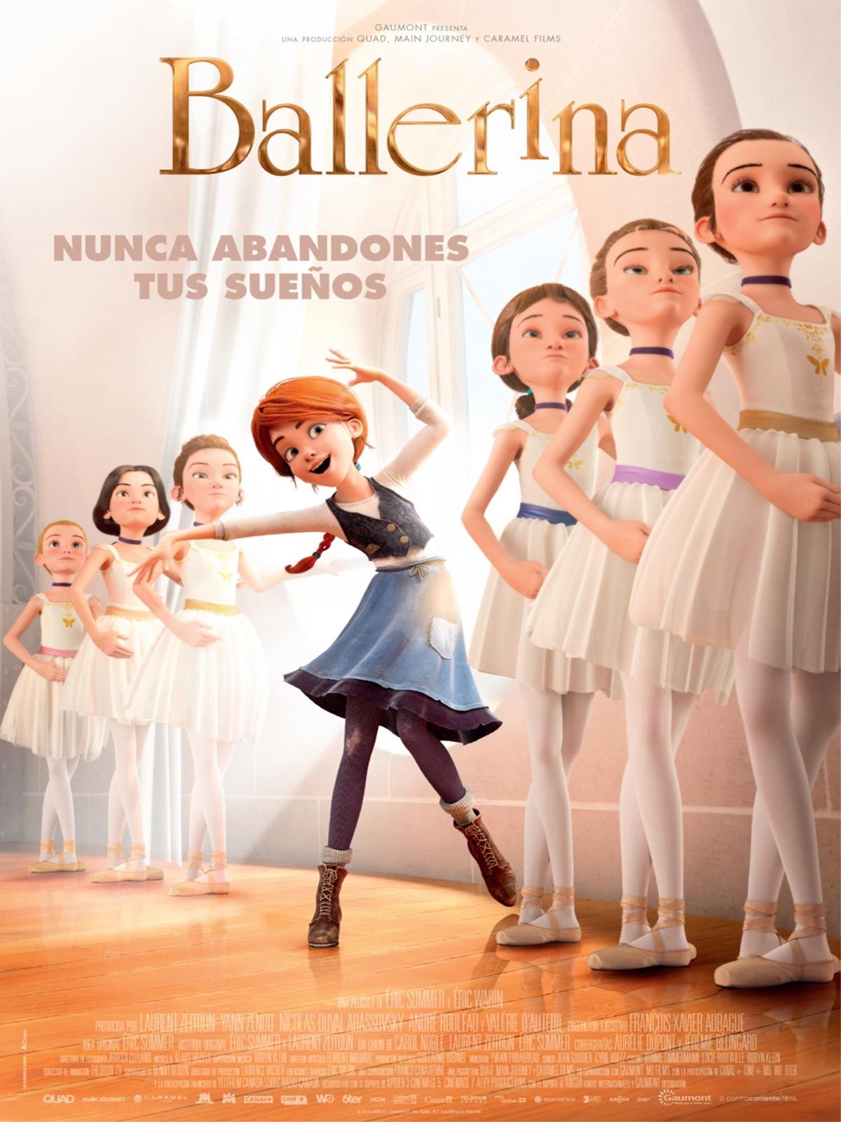Poster-ballerina