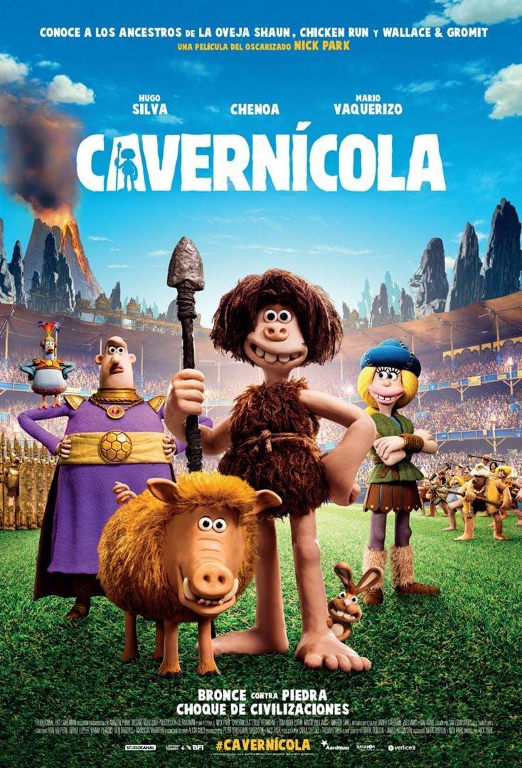 Poster-el-cavernicola